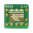 Plošný spoj: univerzální multiadaptér W:12,5mm L:12,5mm