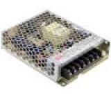 Zdroj spínaný modulový 102W 12VDC Uvýst:10,2÷13,8VDC 8,5A