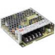 Zdroj spínaný modulový 76,8W 48VDC Uvýst:43,2÷52,8VDC 1,6A