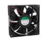 Ventilátor: DC axiální 12VDC 140x140x38mm 405,2m3/h 62dBA