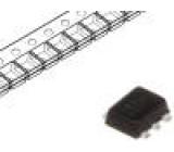 DMC2400UV-7 Tranzistor: N/P-MOSFET unipolární 20/-20V 1,03A 450mW SOT563
