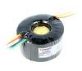 Transformátor toroidní audio 25VA 0,01÷43kHz 150mA