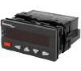 Počitadlo: elektronický Zobrazovač LED 6místný Druh VY1:SPDT