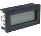 Počitadlo: elektronický Zobrazovač: LCD, podsvětlený IP20