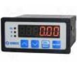 Počitadlo: elektronický Zobrazovač LED Počítaná velič: průtok