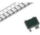 BFP650H6327 Tranzistor: NPN bipolární 13V 150mA 500mW SOT343