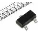 BFR106E6327 Tranzistor: NPN bipolární 16V 210mA 700mW SOT23