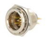 AG5MCC Zásuvka XLR mini vidlice PIN:5 pájení