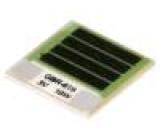 Rezistor: thick film topný lepením 900mΩ 10W 12,7x12,7x1mm