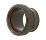 Příchytka kabelu D38999 řada III Pouz: velikost 25 přímý