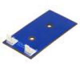 Rezistor: thick film topný přišroubováním 300W Mat: ocel 170°C