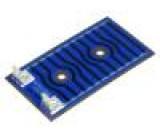 Rezistor: thick film topný přišroubováním 500W Mat: ocel 170°C