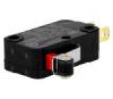 Mikrospínač SPDT 16A/250VAC ON-(ON) 1-polohové IP40