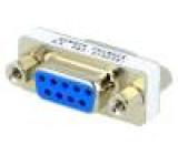 Přechod: adaptér z obou stran, D-Sub 25 pinů zásuvka
