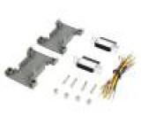 Přechod: adaptér z obou stran, D-Sub 15 pinů zásuvka