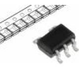 TPS71533DCKR Stabilizátor napětí 3,3V 50mA SC70-5 SMD Uvst:2,5÷24V