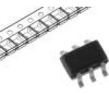 PUMX1.115 Tranzistor: NPN bipolární 40V 100mA 300mW SOT363