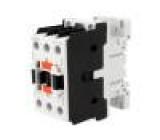 Stykač:3-pólový 230VAC 38A NO x3 DIN Řada: BF -50÷70°C W:45mm
