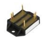 Modul: tyristorový 1,2kV přišroubováním ECO-PAC 1 200mA THT