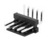 Zásuvka kabel-pl.spoj vidlice PIN:5 3,96mm THT MAS-CON