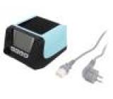 Základní stanice čislicová ESD 95W Zobrazovač: LCD Kanály:1