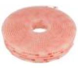 Knot: se suchým zipem W:25mm L:5m Použití: upevňování D:5,9mm