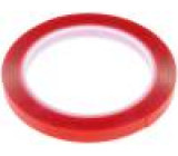 Knot: upevňovací W:9mm L:5m D:0,5mm Lepidlo: akrylové 100°C
