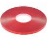Knot: upevňovací W:12mm L:33m D:1mm Lepidlo: akrylové 100°C