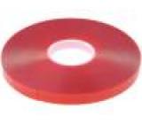 Knot: upevňovací W:19mm L:33m D:1mm Lepidlo: akrylové 100°C