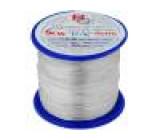 Postříbřené dráty 0,35mm 250g 312m -200÷800°C