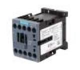 Stykač:3-pólový Pomocné kontakty: NC 24VDC 17A NO x3 -25÷60°C