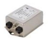 Filtr: odrušovací 250VAC Iprac.max:10A -40÷100°C Ir:1mA