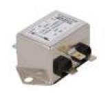 Filtr: odrušovací 250VAC Iprac.max:10A -40÷100°C Ir:500uA