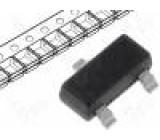 FDN339AN Tranzistor: N-MOSFET unipolární logic level 20V 3A 500mW