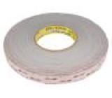 Páska: upevňovací W:19mm L:33m Použití: upevňování, lepení