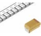 Kondenzátor: polymerový T520 33uF 6,3V Pouz: B ESR:40mΩ SMD