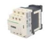 Stykač:5-pólový 24VDC 10A NO x5 DIN, na panel Řada: CAD W:45mm