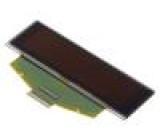 Zobrazovač: OLED grafický 2,8