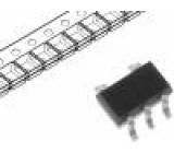 SOT323-5L Dioda: diodová síť 7V 50pF Struktura: společná anoda