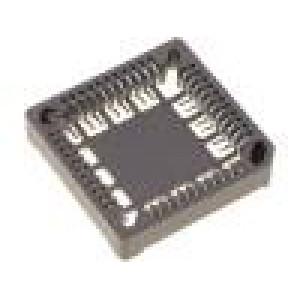 Patice PLCC 44 PIN fosforový bronz 1A termoplast UL94V-0 SMT