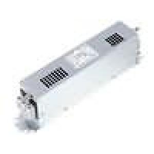 Filtr odrušovací třífázový 480VAC 16A 199x46x70mm Poč.pólů:1