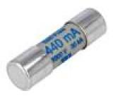 Pojistka tavná aR keramická, průmyslová 0,44A 1kVAC 1kVDC