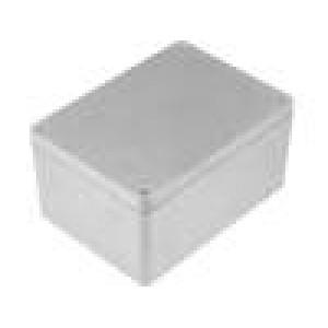 Krabička univerzální 1550Z X:108,4mm Y:148,4mm Z:75,4mm hliník