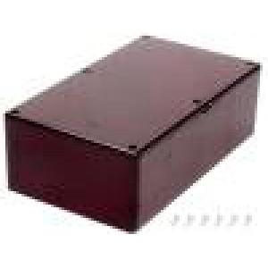 Krabička univerzální 1591 X:110mm Y:191mm Z:57mm polykarbonát