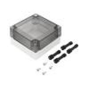 Krabička univerzální MNX X:100mm Y:100mm Z:50mm polykarbonát