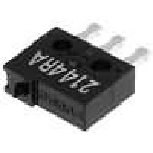Mikrospínač SPDT 0,5A/30VDC ON-(ON) 1-polohové IP40 -15-70°C