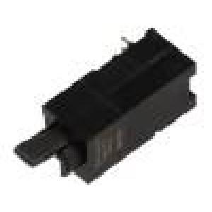Mikrospínač 1-polohové SPDT 0,5A/60VDC THT, svislá 5,5mm
