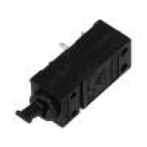 Mikrospínač 2 polohy SPDT 3A/30VDC THT 5N 33,06x10,1x10,1mm