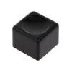 Hmatník obdélníkový černá