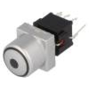 Mikrospínač 1-polohové SPST-NO 0,1A/30VDC THT 1,5N -10-80°C